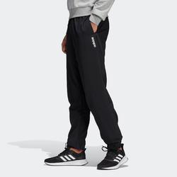 Fitness broek voor heren Adidas Standford, zwart