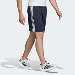 Short de fitness Adidas essentials 3-stripes Chelsea bleu marine homme