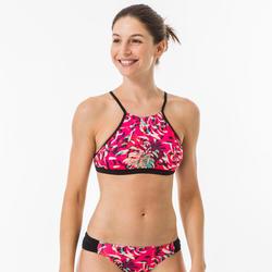 Haut de maillot de bain brassière de surf femme ANDREA FURAI BLOGGER