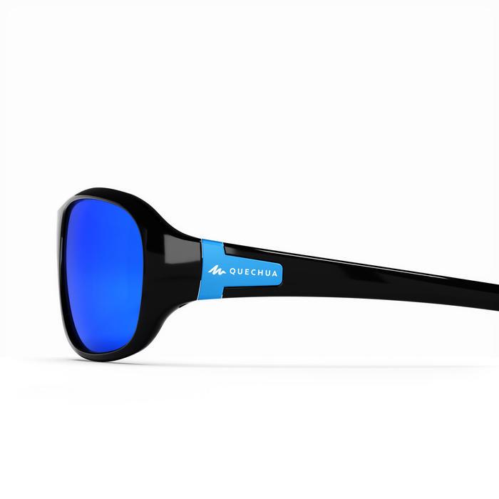 Óculos de sol de caminhada - MH T500 - criança 6-10 anos - polarizado cat4 Azul
