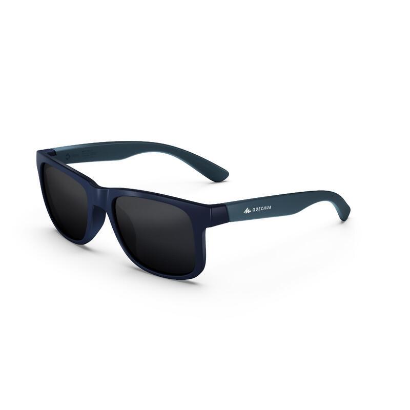 Ochelari de Soare Drumeție la munte Cat. 3 MH T140 Gri Copii de peste 10 ani