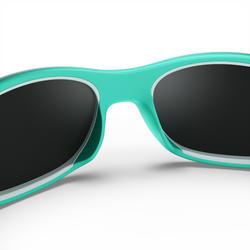 Óculos de Sol Caminhada - MH K140 - Criança 4-6 anos - Categoria 4 Preto/Azul