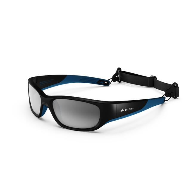 Kids Sunglasses MHT550 Cat 4 - Black/Blue