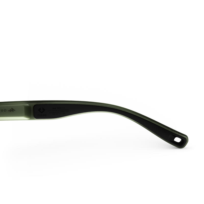 Sunglasses MH140 Cat 3 - Black/Khaki