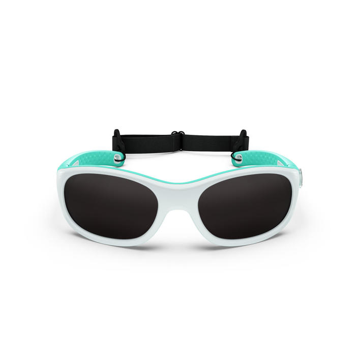 兒童款健行太陽眼鏡 (2到6歲,濾鏡分類4)MH K140