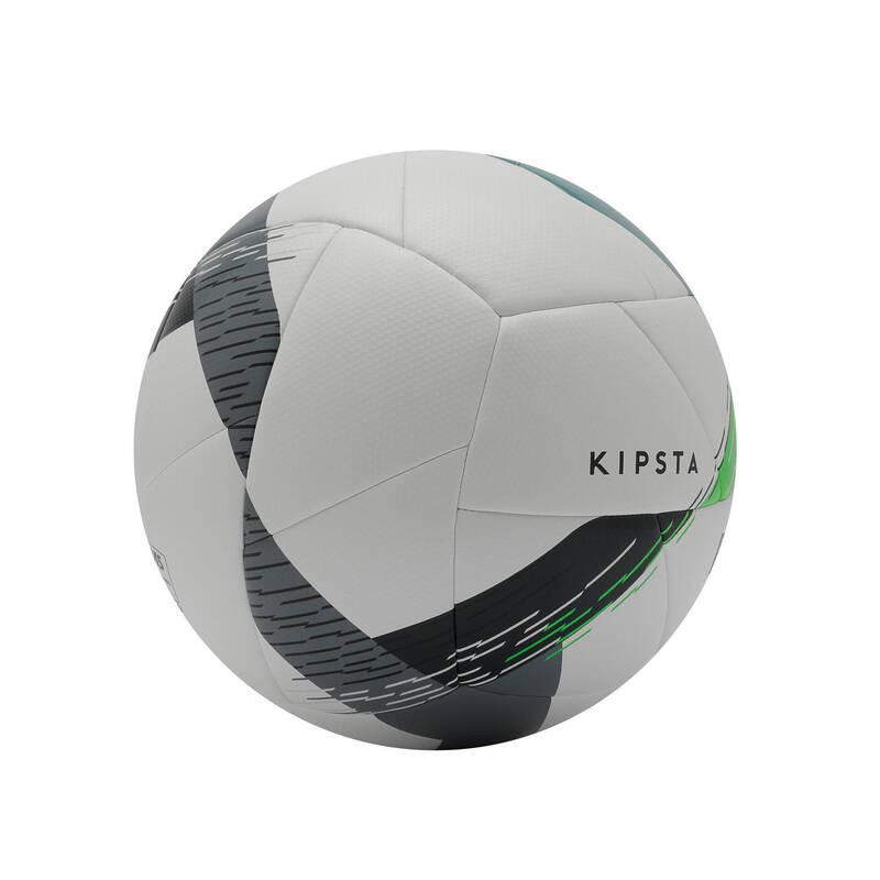 Futbalové lopty FUTBAL - FUTBALOVÁ LOPTA F550 V4 BIELA KIPSTA - FUTBALOVÉ BRÁNKY A LOPTY