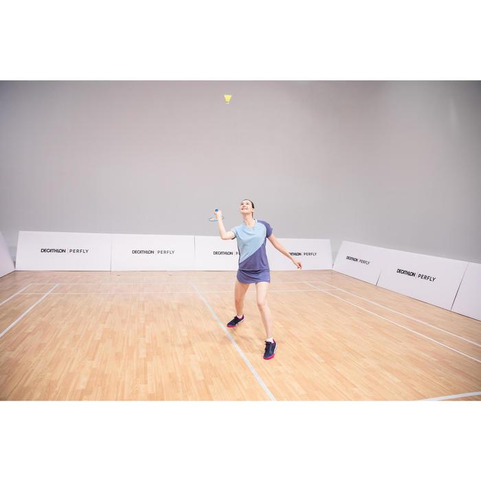 Chaussures De Badminton Femme BS 190 - Marine/Rose