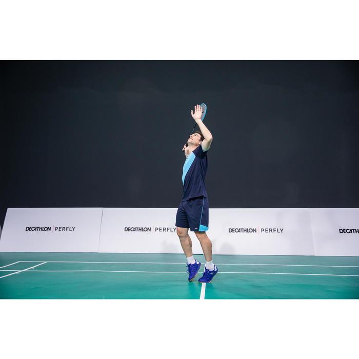 Badmintonracket voor volwassenen BR 530 lichtblauw