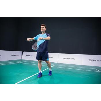 T-Shirt de badminton Homme 530 - Marine/Bleu