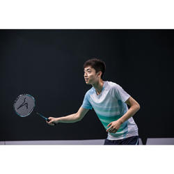 Badmintonracket voor volwassenen BR 590 zwart/groen