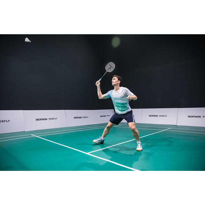 Short de badminton Homme 560 - Marine/Bleu 20