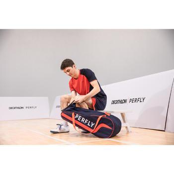 Sac De Transport Badminton BL 190 Club - Marine/Rouge