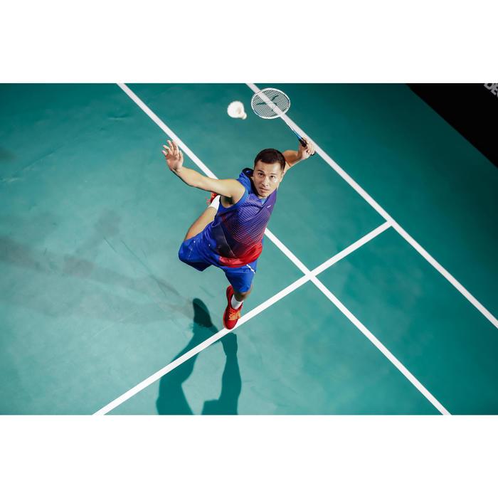 Débardeur de badminton Homme 990 - Bleu/Rouge