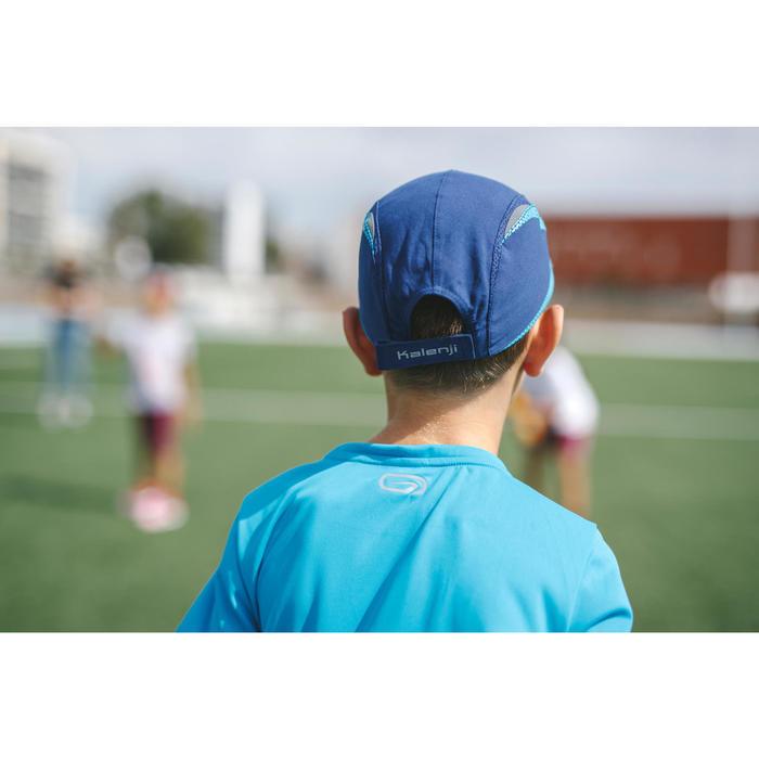 Gorra Júnior Atletismo azul