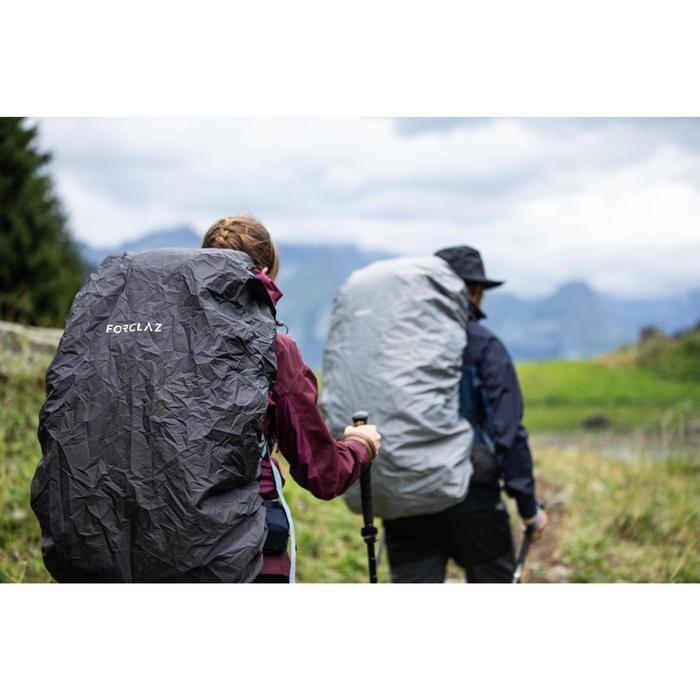 Housse de pluie basique pour sac à dos de trekking - 70/100L