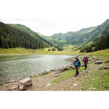 Chapeau de Trekking montagne imperméable | TREK 900 gris foncé