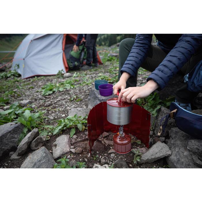 Kookset voor trekking Trek 500 rvs 1 persoon 0,9 liter