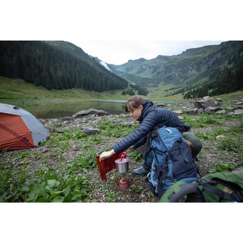 Pare vent pour réchaud de trekking