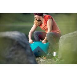 Waterdichte compressiehoes voor trekking - 30 liter
