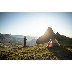 Free-standing 3-season Trekking Tent TREK 900 1 Person - Grey