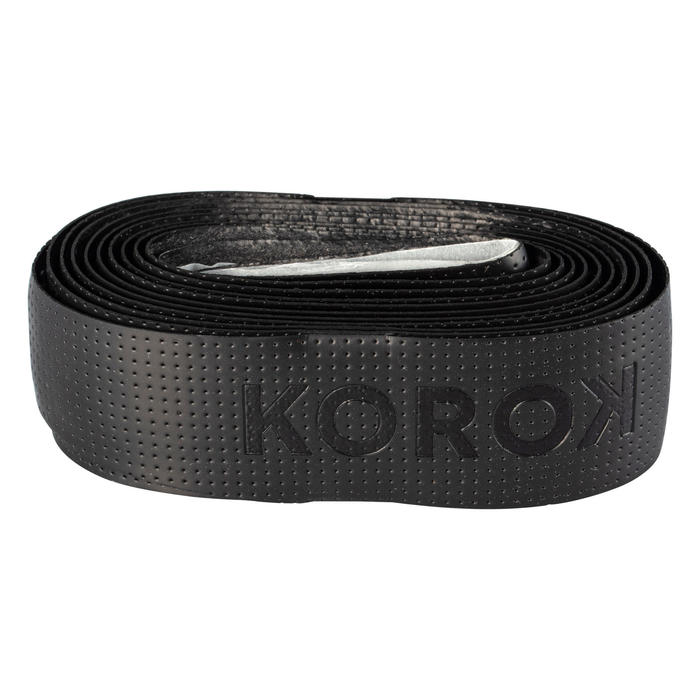 Grip de hockey sur gazon FH500 noir
