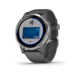 Montre connectée VIVOACTIVE 4 MUSIC grise
