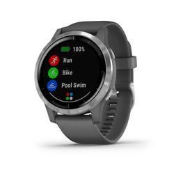 Smart-Watch Vivoactive 4 grau