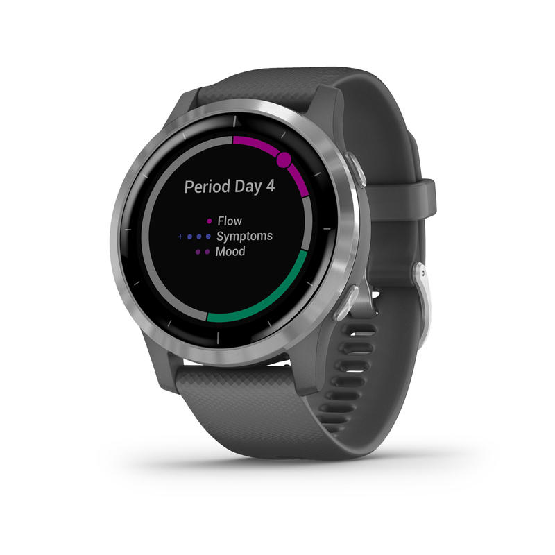 VIVOACTIVE 4 CONNECTED WATCH - GREY