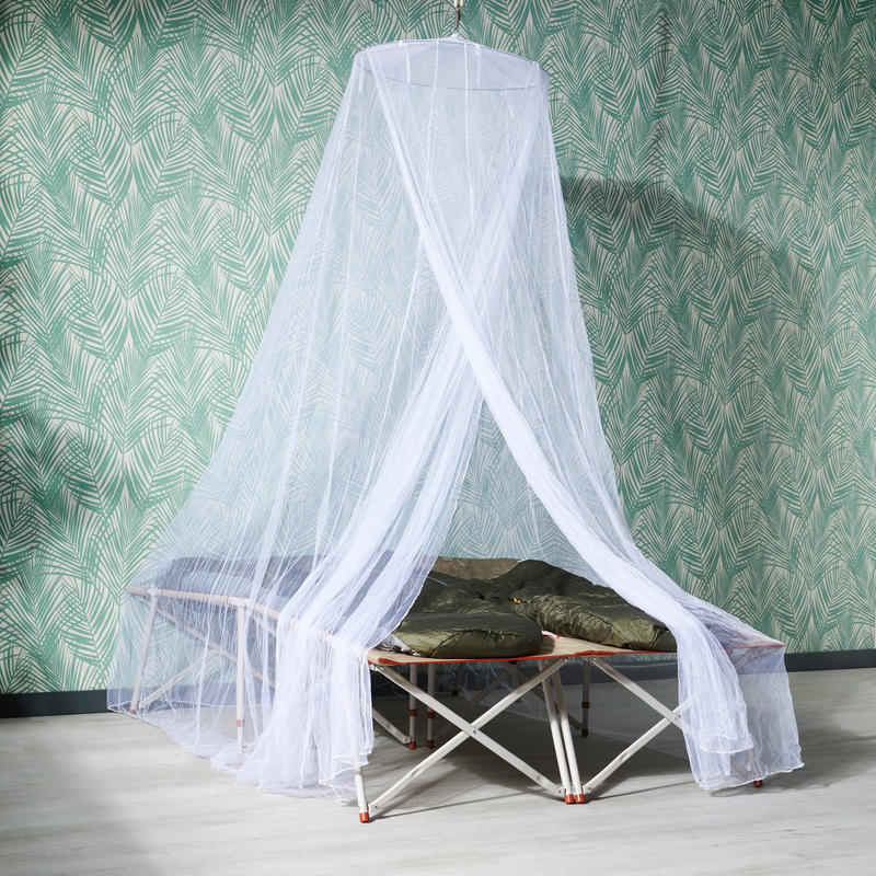 Non-treated travel mosquito net for 2 people - Quechua