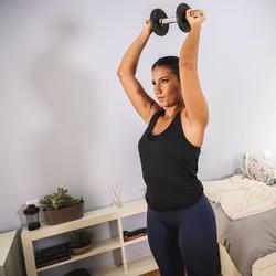 Kit haltères 20 kg musculation