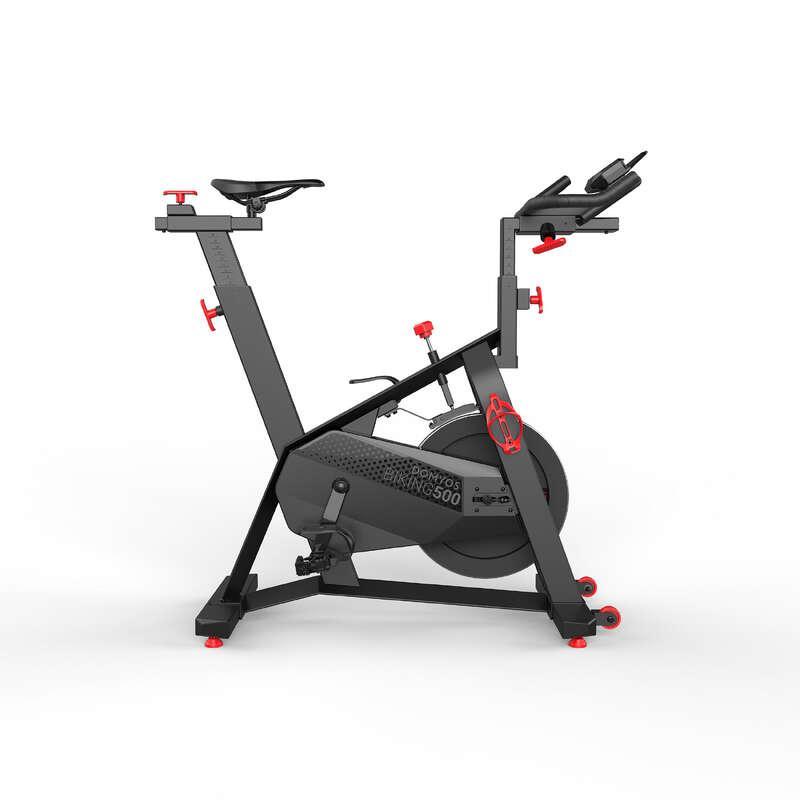 BIKING FITNESS CARDIO Fitness Cardio, Bodybuilding, Crosstraining, Pilates - Bicicletă Biking 500 DOMYOS - Aparate fitness cardio