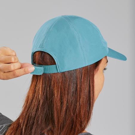 Travel Trekking Cap | TRAVEL 100 - Turquoise