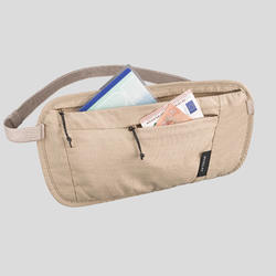 Moneybelt voor backpacken Travel beige