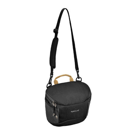 TRAVEL CAMERA BAG - BLACK