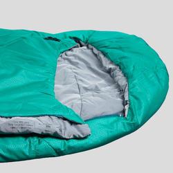 Sac de couchage de trekking - TREK 500 10° bleu