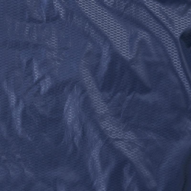 Saco de dormir de trekking TREK 500 15° azul