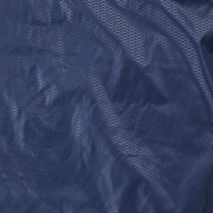 SAC DE COUCHAGE SARCOPHAGE DE TREKKING - TREK 500 15°C OUATE JUMELABLE - BLEU