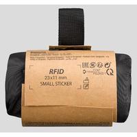 Compression Bag for Sleeping Bag Trek 8 L Black
