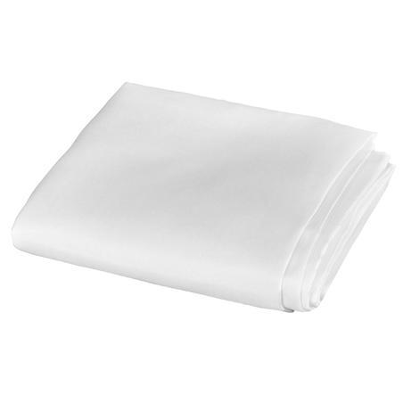 Silk Trekking Bag Liner - White