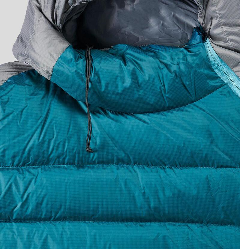 Comment entretenir un sac de couchage en plumes ?