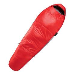 Sacco a pelo montagna TREK500 15° rosso