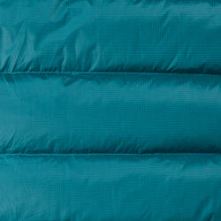 Mummy slaapzak Trek 900 - 10° - dons grijs/blauw