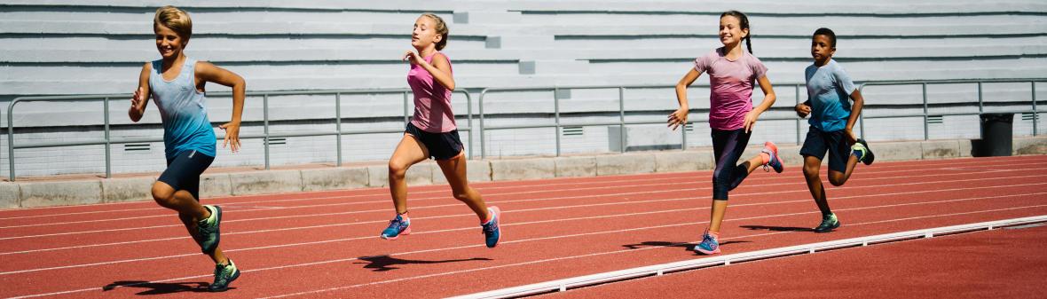 de 8 a 12 ans, le sport peut devenir plus compétitif