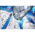 INDOOR LANA Lezení - LANO INDOOR 10 MM × 35 M MODRÉ SIMOND - Lezení