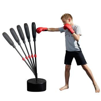Boksbal + bokshandschoenen voor kinderen 4 oz