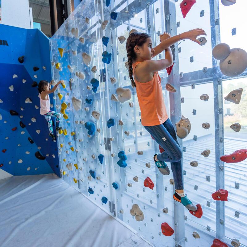 Decathlon Junior Rock Climbing Shoe : product review