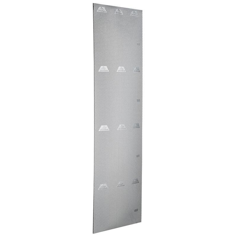 Пінний килимок для трекінгу M100 сірий