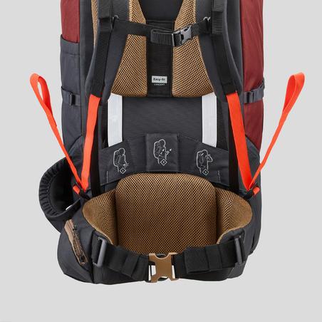 Trek 100 70 L Easyfit Backpack - Men