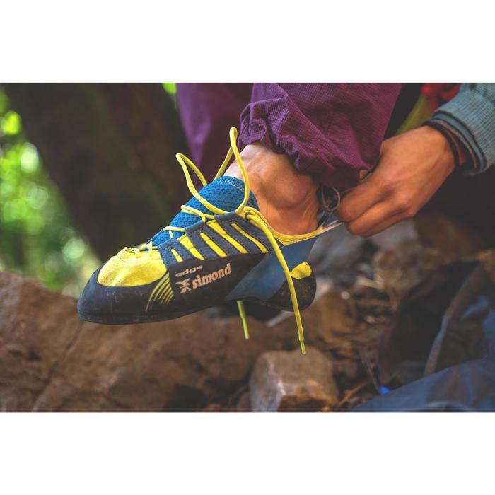 Klimschoenen met veters voor volwassenen Edge 2