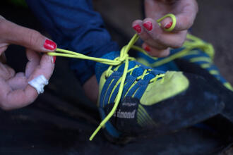Which are the best climbing shoes?